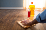 How to Clean Hardwood Floors: Household Cleaning Ideas That Save Time & Money